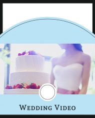 結婚式披露宴記録ビデオ撮影カメラマン