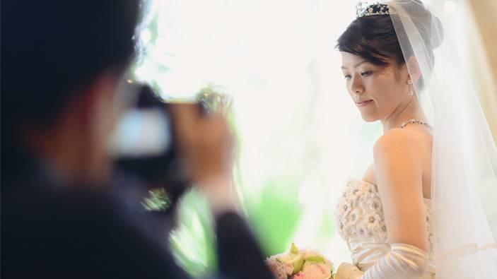 結婚式スナップ写真撮影
