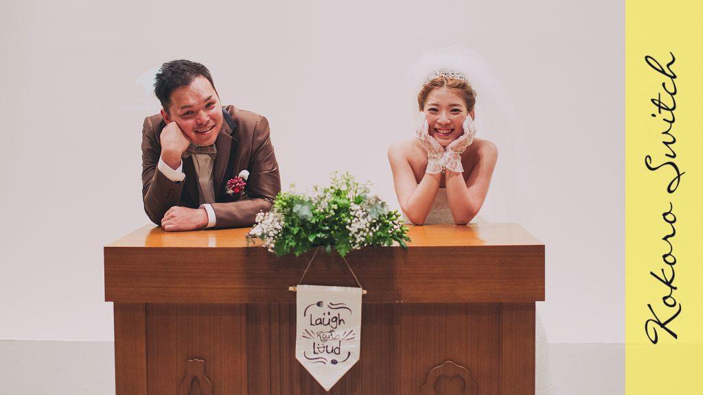 結婚式持ち込みカメラマンのスナップ事例