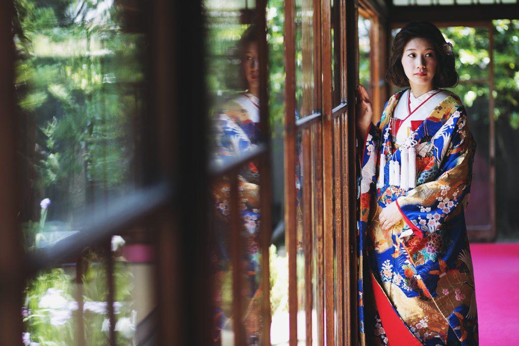 山本亭結婚式前撮り、後撮りプラン