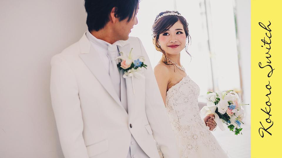 結婚式スナップ写真持ち込みカメラマンの実例