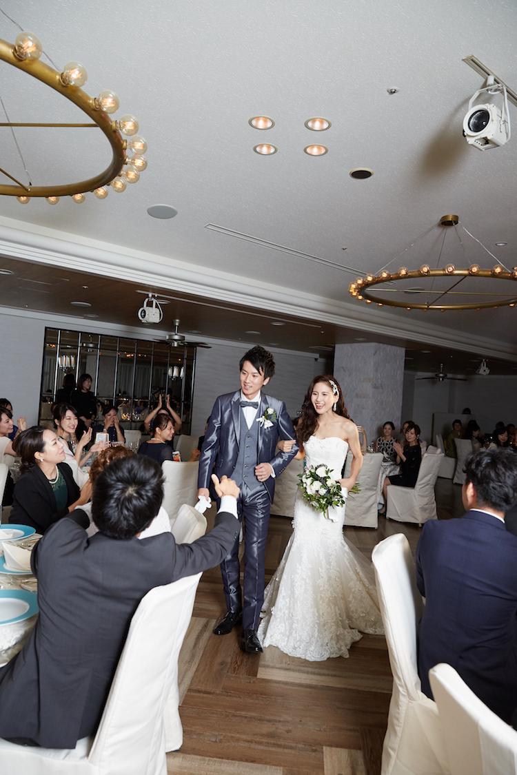 結婚式神戸メリケンパークオリエンタルホテルスナップ写真