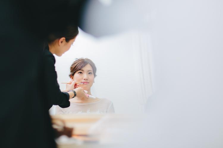 結婚式ヴェントモデルノ千葉スナップ写真撮影ドレス実例