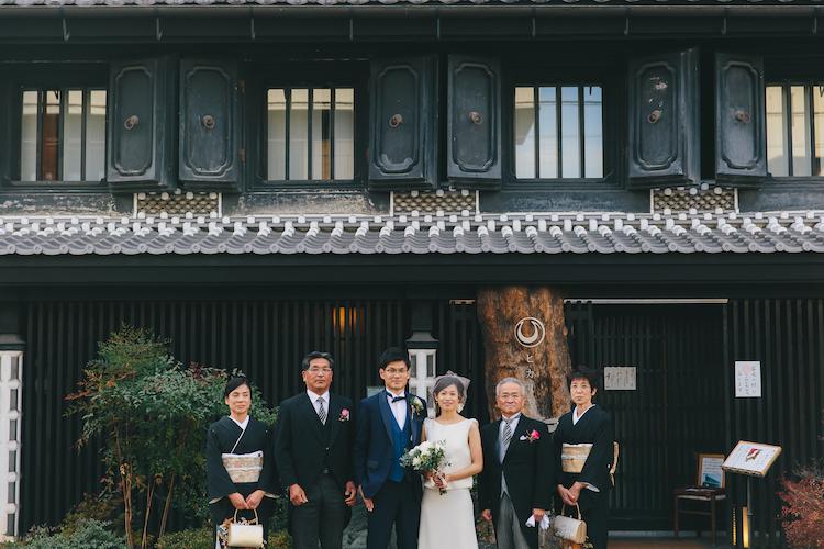 結婚式長野松本レストランヒカリヤ写真スナップ撮影事例